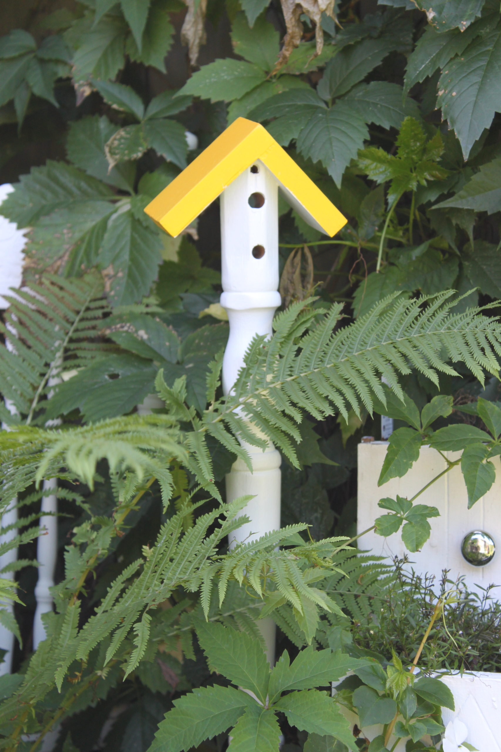 Spindle Birdhouses