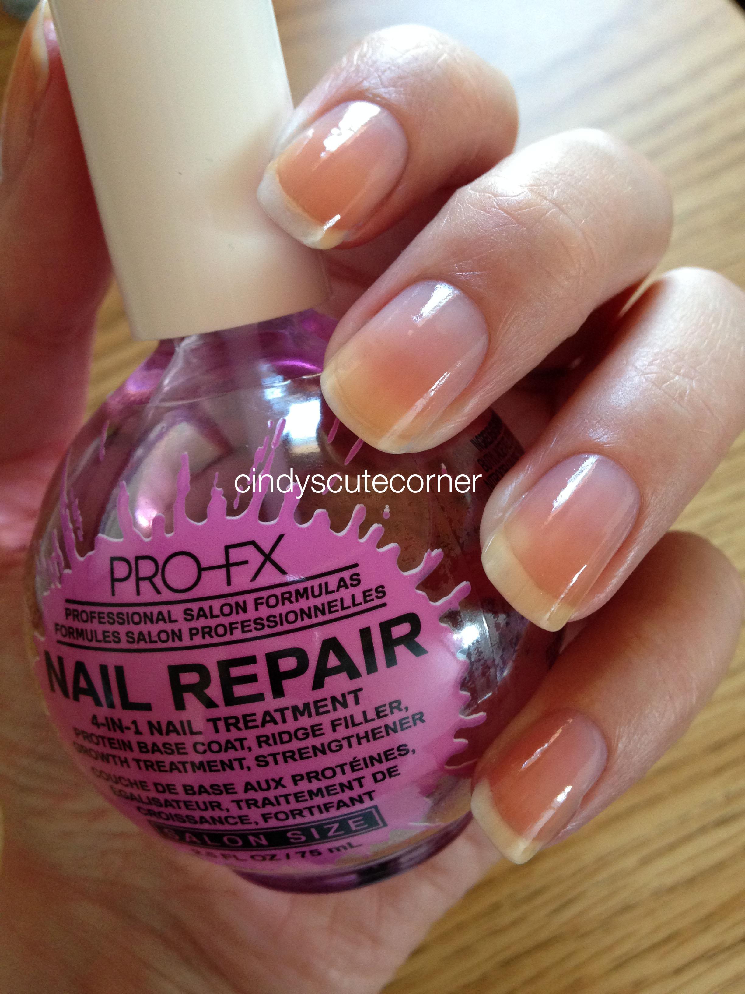 PRO-FX Nail Repair Polish