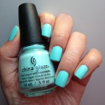 China Glaze At Vase Value Swatch