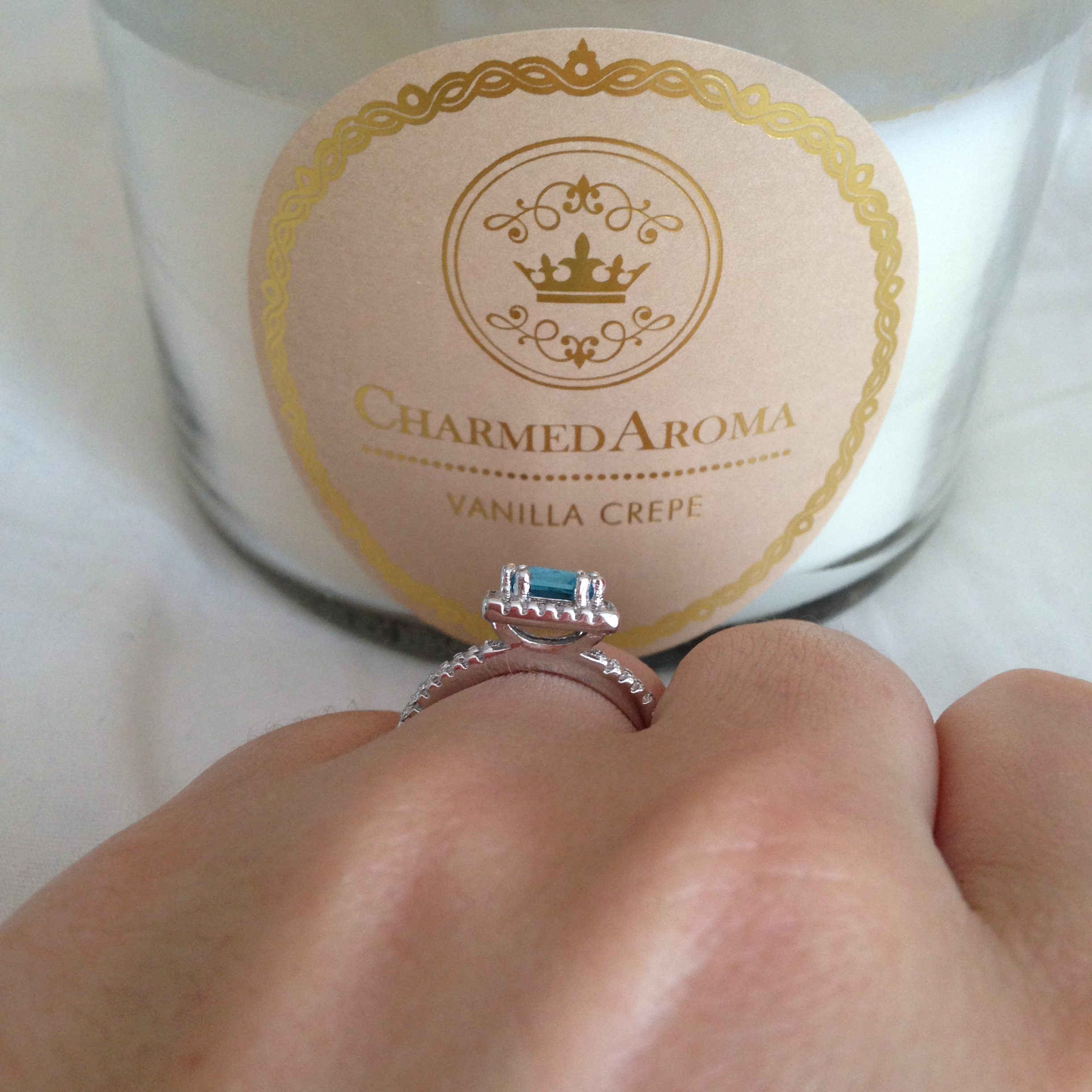 Charmed Aroma Candles Part 4