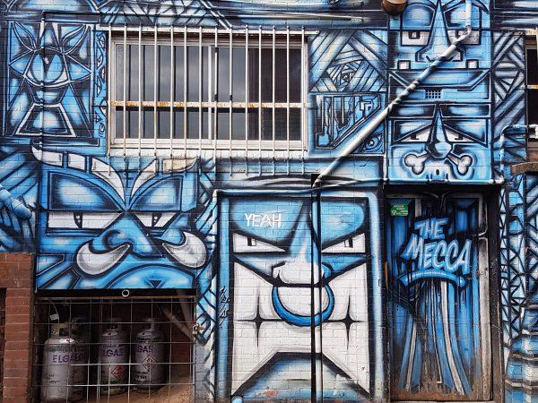Street Art In Lismore Cindy Tonkin