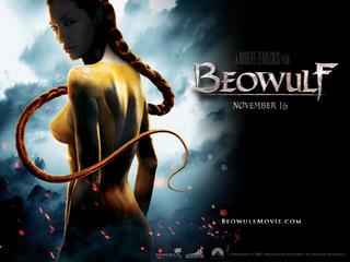 Cartel de Beowulf enChile