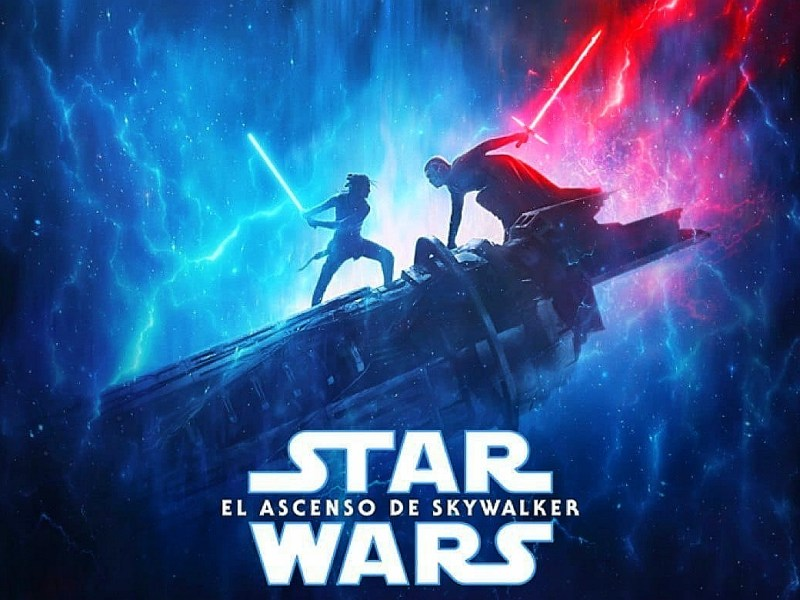 La guerra de las galaxias: el ascenso de skywalker