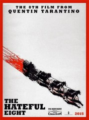 Póster de The hateful Eight