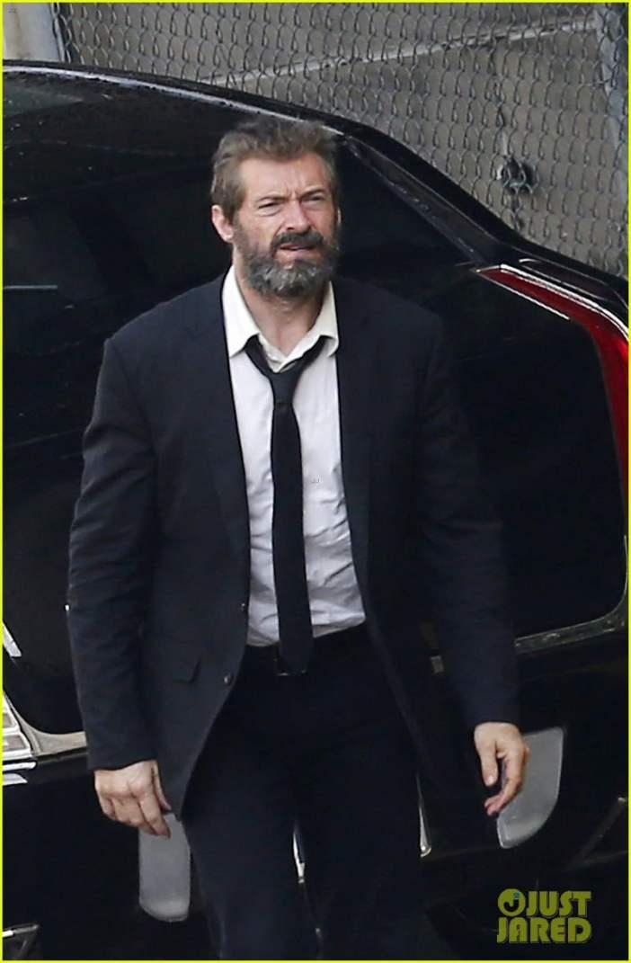 Ya podemos ver el aspecto de Hugh Jackman en Wolverine 3