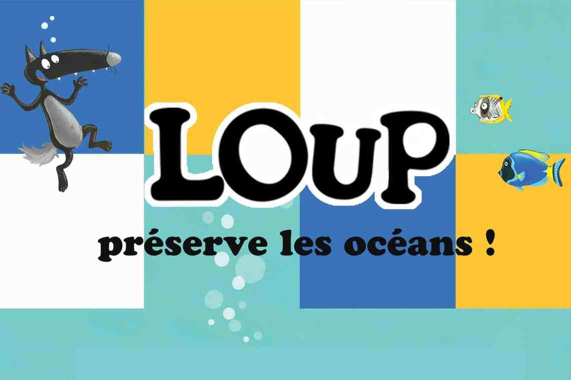 Exposition LOUP préserve les océans - Aquarium de Paris