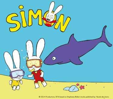 Exposition Simon : Même pas peur des Requins