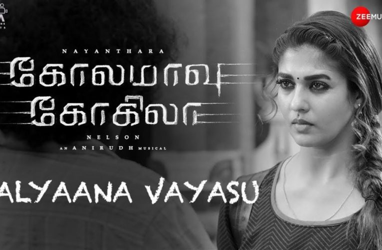 Kalyaana Vayasu Video Song
