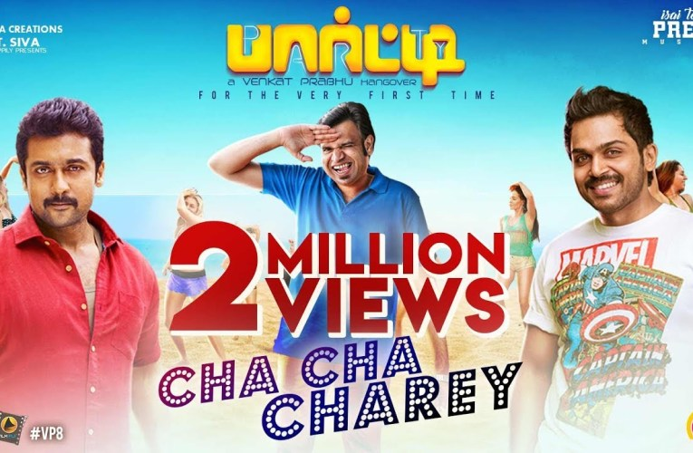 Cha Cha Charey Song Making Video