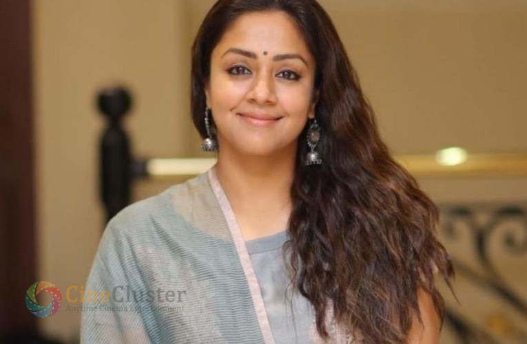 Jyothika's remarks about temples lands her in trouble