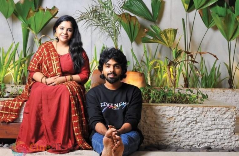 Baby girl for GV Prakash – Saindhavi