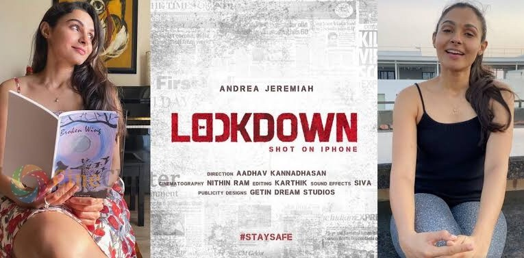 Andrea's Official Lockdown Short Film