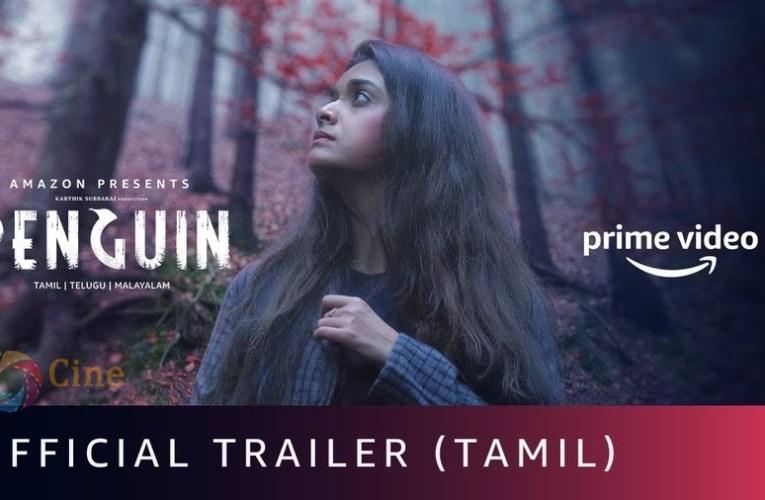 Penguin Official Trailer (Tamil)