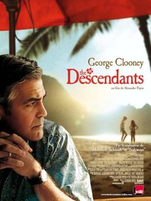 A Hawaï, l'accident de bateau grave survenu à sa femme bouleverse la vie tranquille de Matt King, cadre et de ses deux filles, Scottie, 10 ans mais précoce et Alexandra adolescente en rupture.  De plus, il doit aussi prendre des décisions importantes, comme vendre des terres familiales hérites de ses ancêtres.  Mais la priorité est-elle là ?  Film américain de Alexander Payne, sorti en France le 25 janvier 2011, avec George Clooney, Beau Bridges et Judy Greer.  LIRE LA CRITIQUE