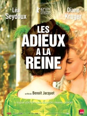 Les trois jours de juillet 1789, début de l'insurrection populaire avec la prise de la Bastille vus du côté de la cour de Versailles et à travers les yeux de Sidonie Laborde, jeune lectrice de la reine Marie-Antoinette, toute dévouée à sa tâche.   L'insouciance et la frivolité sont de mise à la Cour, mais les nouvelles dramatiques se font de plus en plus précises.  Film français de Benoit Jacquot, sorti en France le 21/03/2012, avec Léa Seydoux, Diane Kruger et Virginie Ledoyen.  LIRE LA CRITIQUE