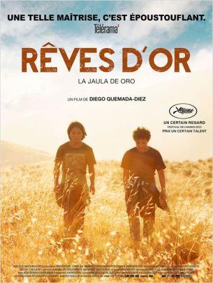 Originaires du Guatemala, Juan, Sara et Samuel aspirent à une vie meilleure et tentent de se rendre aux États-Unis. Pendant leur périple à travers le Mexique, ils rencontrent Chauk, un indien du Chiapas ne parlant pas l'espagnol et qui se joint à eux. Mais, lors de leur voyage dans des trains de marchandises ou le long des voies de chemin de fer, ils devront affronter une dure et violente réalité…  Film mexicano-espagnol de Diego Quemada-Diez, sorti en France le 4 décembre 2013n avec Karen Martínez, Rodolfo Dominguez, Brandon López et Carlos Chajon.  LIRE LA CRITIQUE