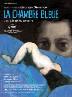 Un homme et une femme s'aiment en secret dans une chambre, se désirent, se veulent, se mordent même. Puis s'échangent quelques mots anodins après l'amour. Du moins l'homme semble le croire. Car aujourd'hui arrêté, face aux questions des gendarmes et du juge d'instruction, Julien cherche les mots. Que s'est-il passé, de quel crime est-il accusé ?  Film français de Mathieu Amalric, sorti en France le 16 mai 2014, avec Mathieu Amalric, Léa Drucker, Stéphanie Cléau et Laurent Poitrenaux.  LIRE LA CRITIQUE