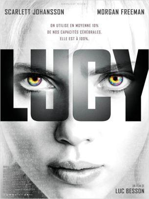 Une jeune étudiante américaine résidant en Chine se trouve mêlée à un trafic de drogue.  A la suite de circonstances indépendantes de sa volonté, elle voit ses capacités intellectuelles se développer à l'infini.  Elle « colonise » son cerveau, et acquiert des pouvoirs illimités.  Film français de Luc Besson, sorti en France le 6 Aôut 2014, avec Scarlett Johansson, Morgan Freeman, Min-sik Choi, Analeigh Tipton et Amr Waked.  LIRE LA CRITIQUE