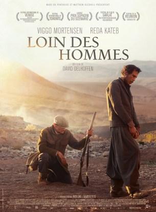 Dans les montagnes algériennes en 1954 alors que la rébellion gronde dans la vallée, deux hommes, que tout oppose, sont contraints de fuir à travers les crêtes de l'Atlas algérien.  Au coeur d'un hiver glacial, Daru, instituteur reclus, doit escorter Mohamed, un villageois accusé de meurtre.  Poursuivis par des cavaliers réclamant la loi du sang et par des colons revanchards, les deux hommes se révoltent. Ensemble, ils vont lutter pour retrouver leur liberté.  Film français de Davis Oelhoeffen, sorti en France le 14 janvier 2015, avec Viggo Mortensen et Reda Kateb.