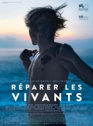 Tout commence au petit jour dans une mer déchaînée avec trois jeunes surfeurs. Quelques heures plus tard, sur le chemin du retour, c'est l'accident.  Désormais suspendue aux machines dans un hôpital du Havre, la vie de Simon n'est plus qu'un leurre.  Au même moment, à Paris, une femme attend la greffe providentielle qui pourra prolonger sa vie…  Film français de Katell Quillévéré, sorti en France le 2 novembre 2016, avec  Tahar Rahim, Emmanuelle Seigner, Anne Dorval, Bouli Lanners et Kool Shen.   LIRE LA CRITIQUE