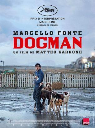Dans une banlieue déshéritée, Marcello, toiletteur pour chiens discret et apprécié de tous, voit revenir de prison son ami Simoncino, un ancien boxeur accro à la cocaïne qui, très vite, rackette et brutalise le quartier. D'abord confiant, Marcello se laisse entraîner malgré lui dans une spirale criminelle. Il fait alors l'apprentissage de la trahison et de l'abandon, avant d'imaginer une vengeance féroce...  Film italien de Matteo Garrone, sorti en France le 11 juillet 2018 avec Marcello Fonte, Edoardo Pesce, Alida Baldari Calabria et Nunzia Schiano.   LIRE LA CRITIQUE