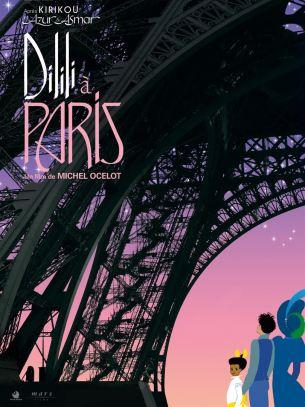 Dans le Paris de la Belle Époque, en compagnie d'un jeune livreur en triporteur, la petite kanake Dilili mène une enquête sur des enlèvements mystérieux de fillettes. Elle rencontre des hommes et des femmes extraordinaires, qui lui donnent des indices. Elle découvre sous terre des méchants très particuliers, les Mâles-Maîtres. Les deux amis lutteront avec entrain pour une vie active dans la lumière et le vivre-ensemble…  Film d'animation français de Michel Ocelot, sorti en France le 10 octobre 2018.  LIRE LA CRITIQUE
