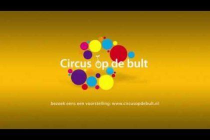 Logo Circus op de Bult