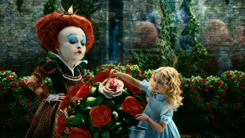 Aynanın İçindeki Büyülü Sırlar… Alice Harikalar Diyarında - Cinedergi