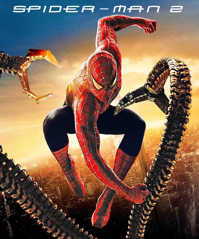 Resultado de imagen para 'Spider-Man 2' (2004)