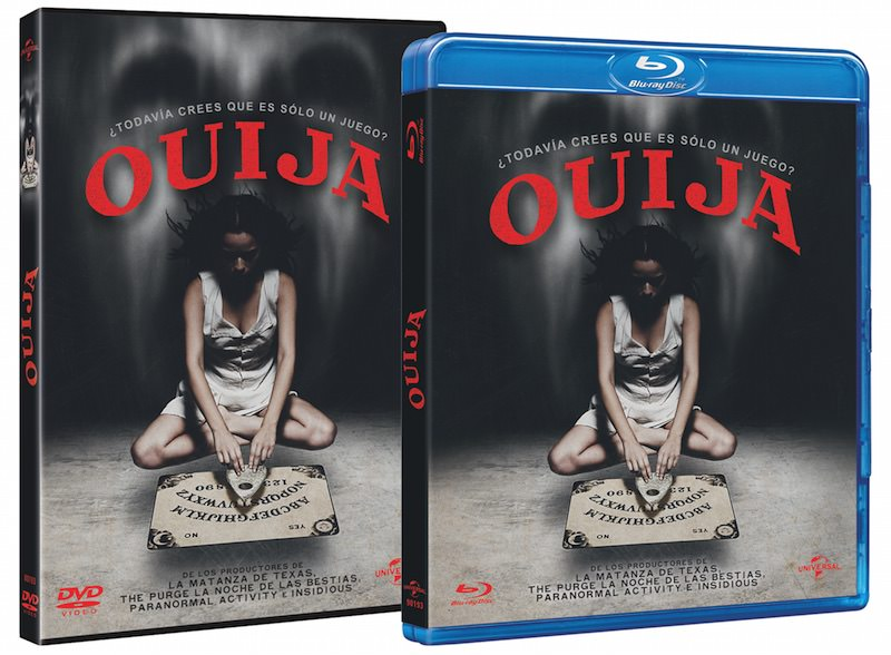 Ouija Blu-ray DVD