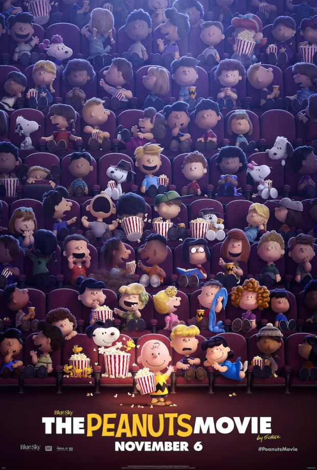 peanuts-exclusive-poster
