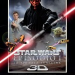 Poster de Star Wars: Episodio I – La Amenaza Fantasma 3D