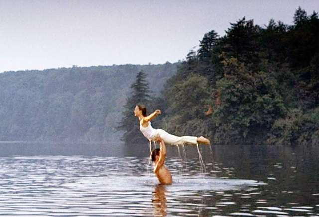 películas veraniegas: Dirty Dancing