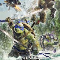 Ninja Turtles: Fuera de las sombras, blockbuster veraniego en 3D