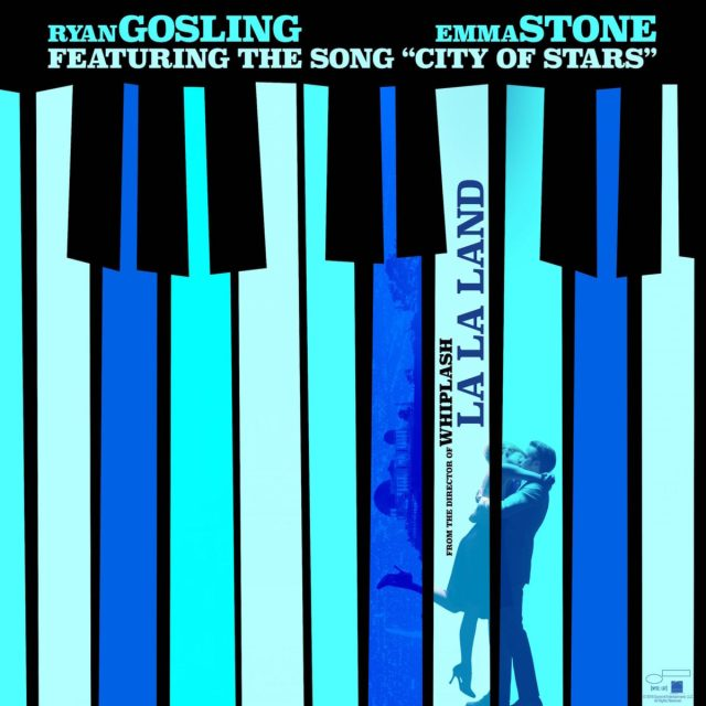 LA LA LAND Teaser Artwork