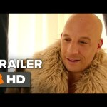 Vin Diesel se pasa tres pueblos en el trailer de XXX: THE RETURN OF XANDER CAGE