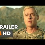 Trailer de WAR MACHINE con Brad Pitt