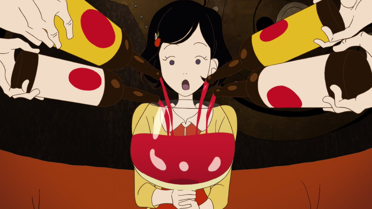 Sitges 2017: LU OVER THE WALL + NIGHT IS SHORT, WALK ON GIRL, las dos caras  de Masaaki Yuasa