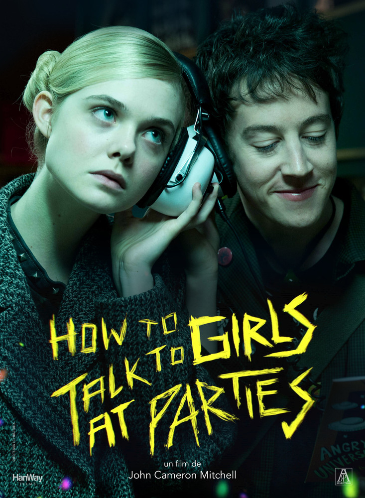 Fancine 2017: HOW TO TALK TO GIRLS AT PARTIES, leave them kids alone