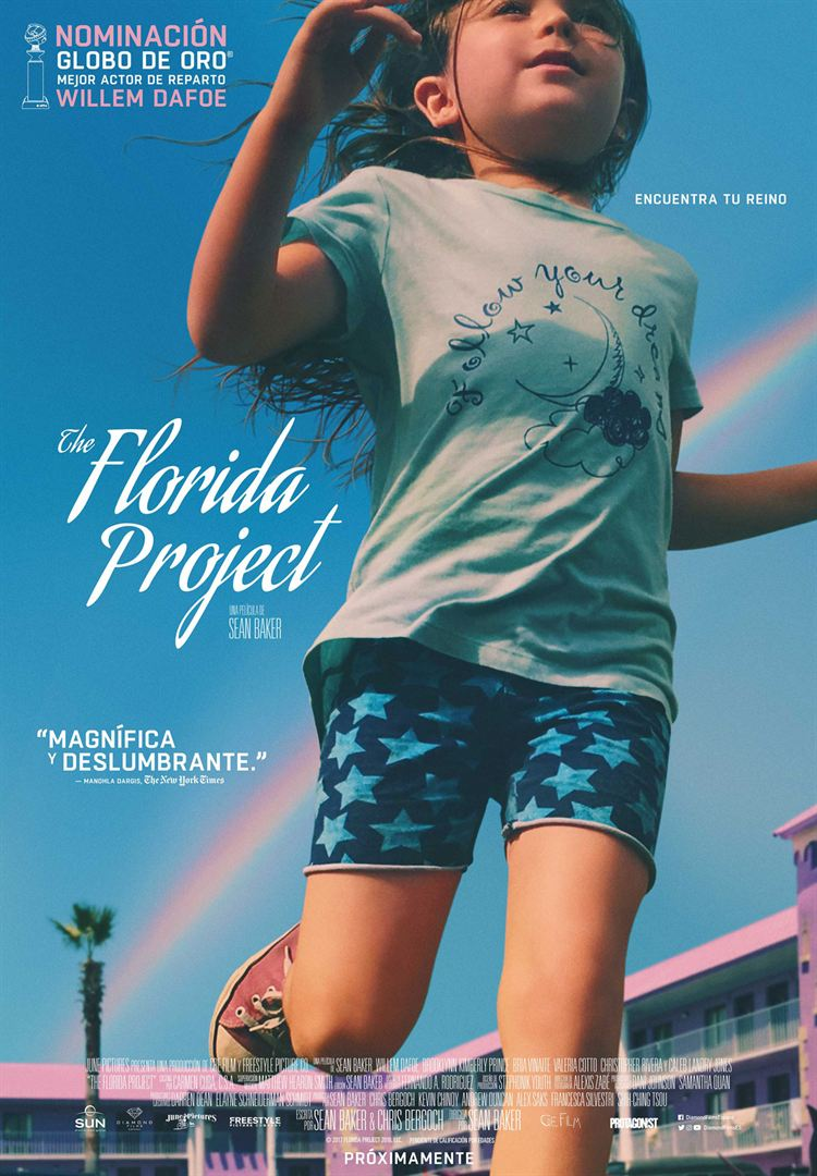 The Florida Project, festividad marginal