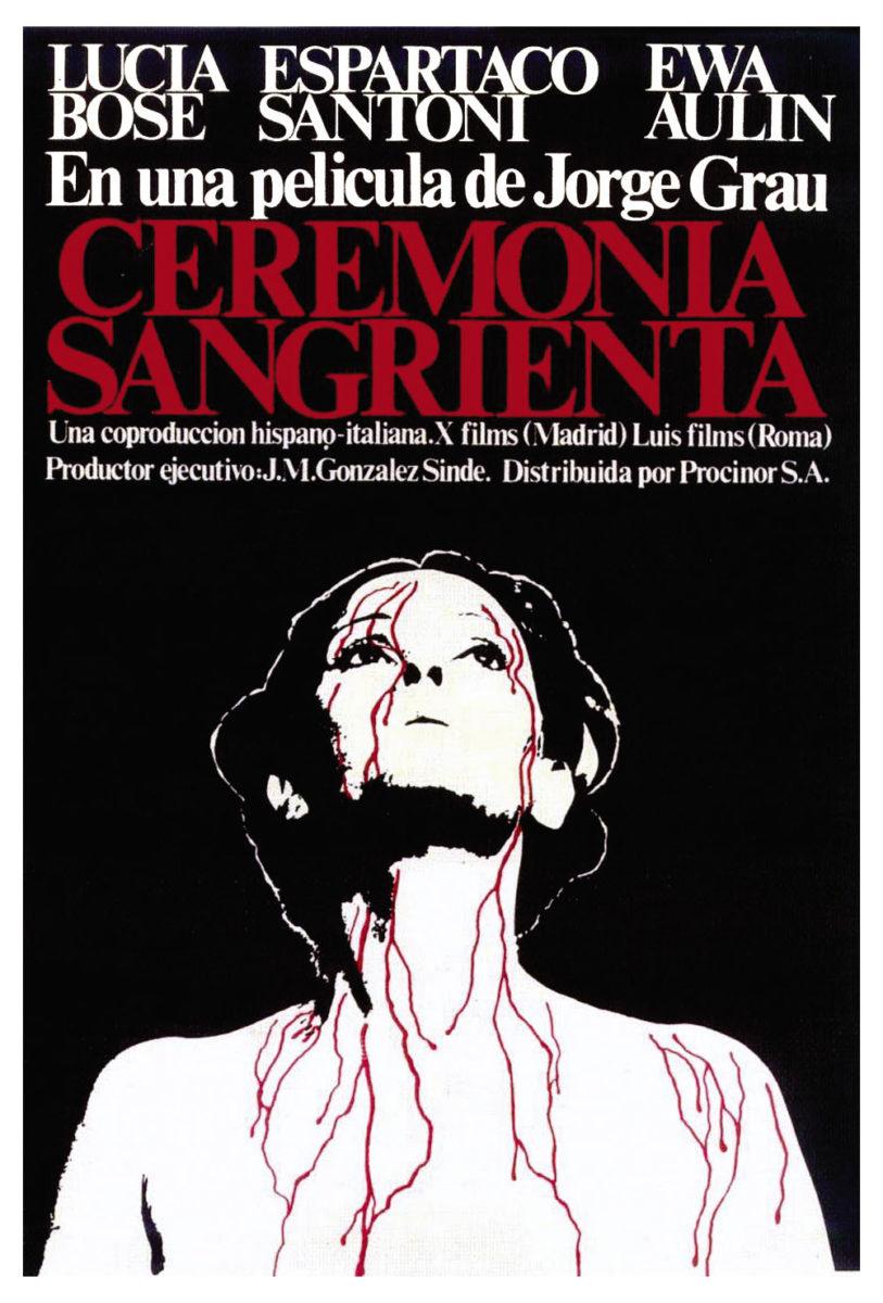 Ceremonia sangrienta