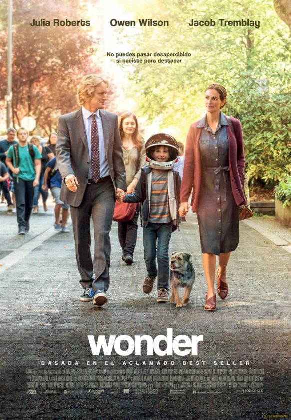 Wonder de Stephen Chbosky