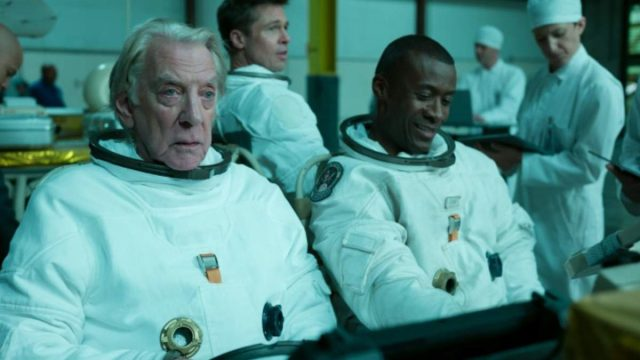 Ad Astra de James Gray con Brad Pitt