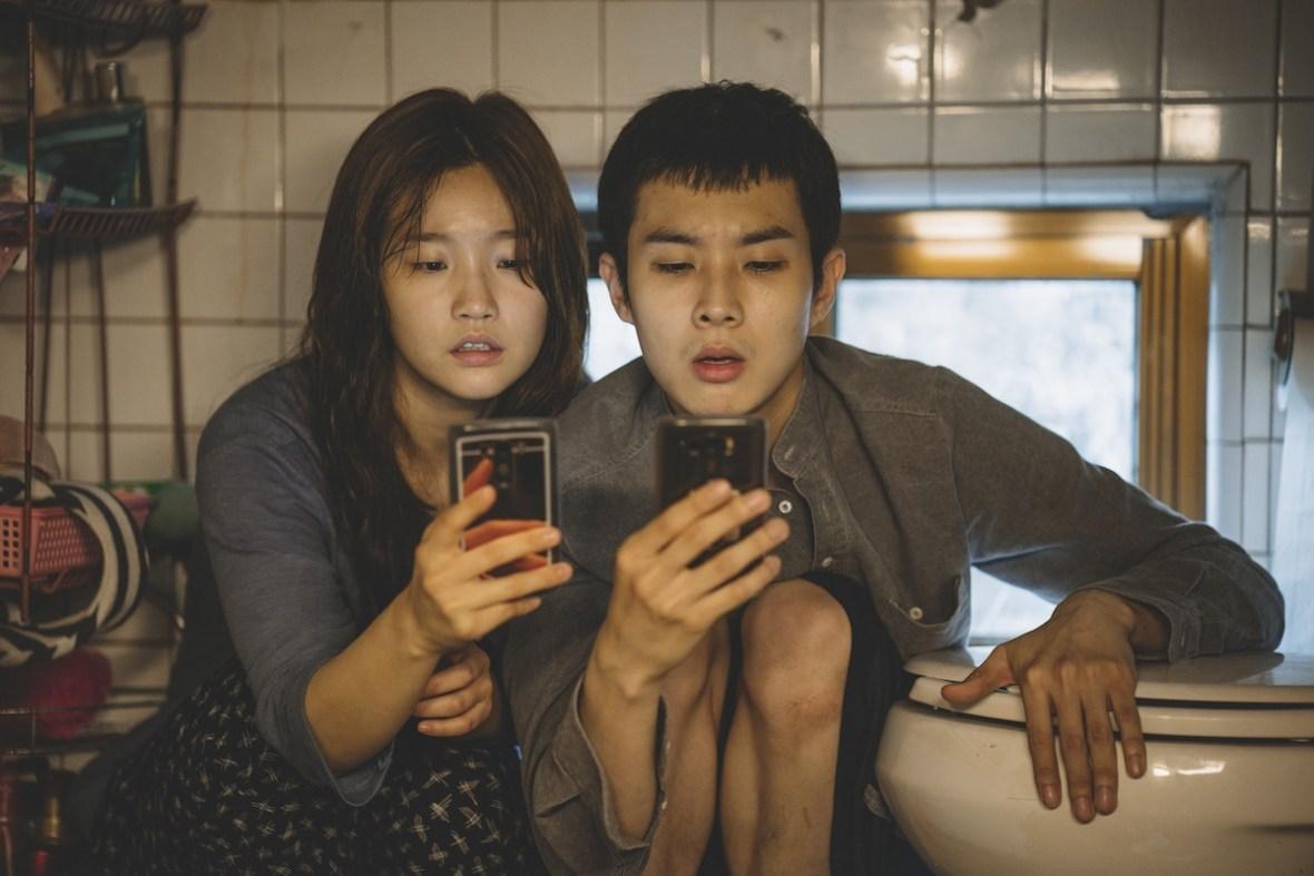 Parásito de Bong Joon-Ho