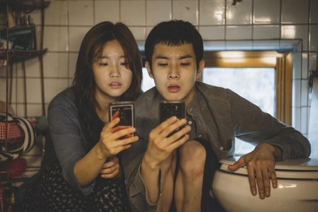 Parásitos de  Bong Joon-Ho