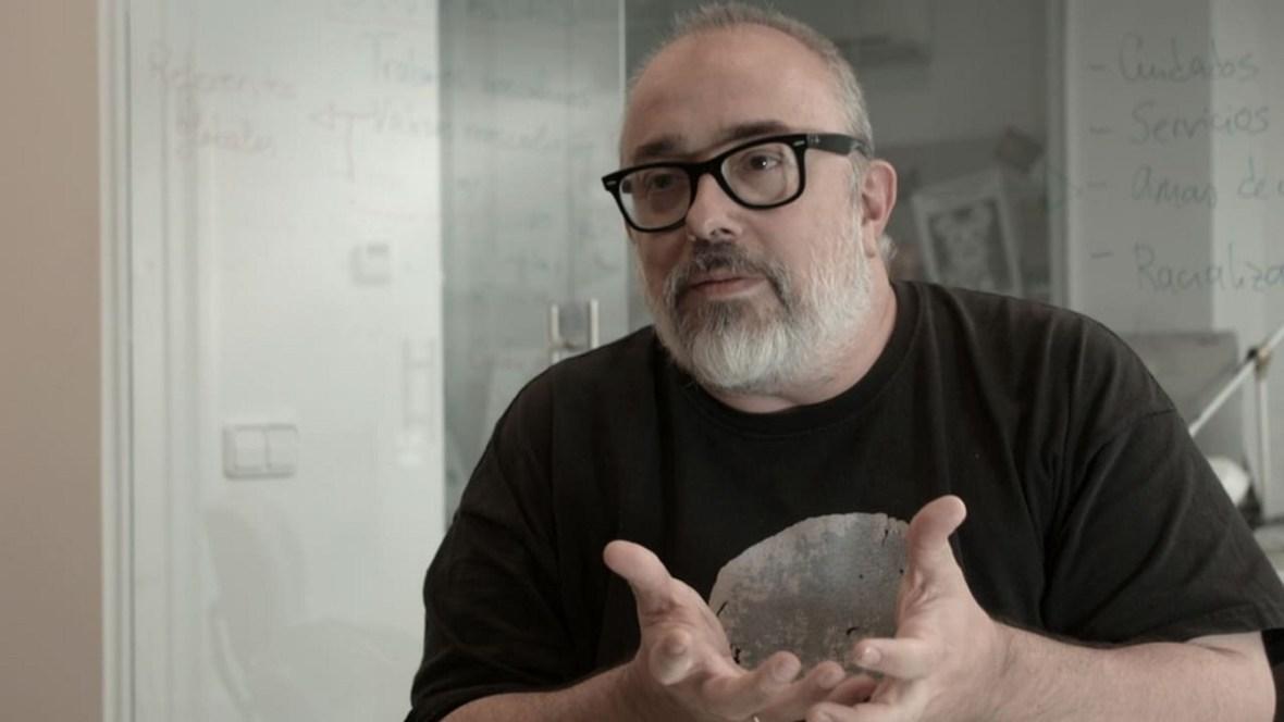 Sesión salvaje de Paco Limón y Julio César Sánchez