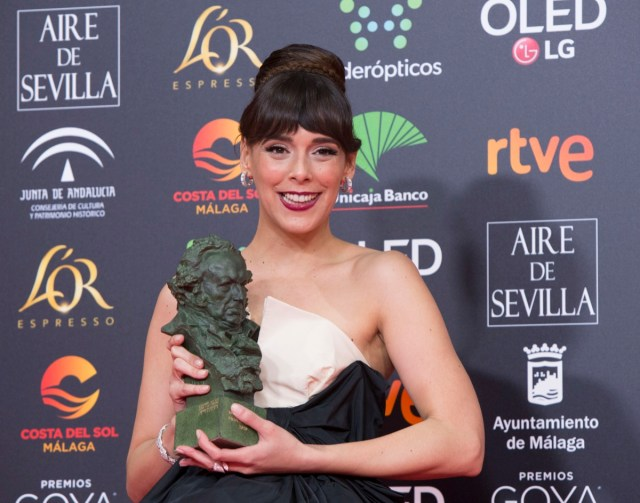 Goya 2020: Blanca Cuesta