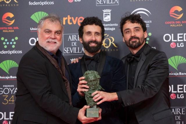 Goya 2020: Intemperie