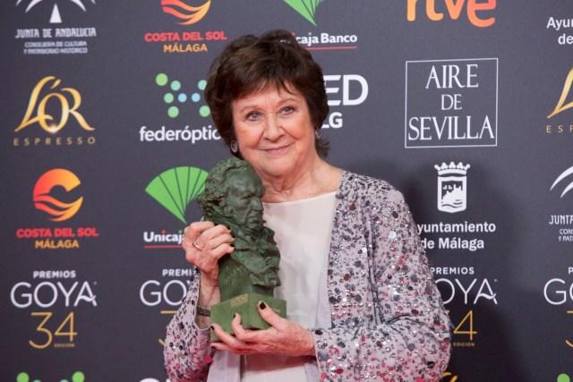 Goya 2020: Julieta Serrano