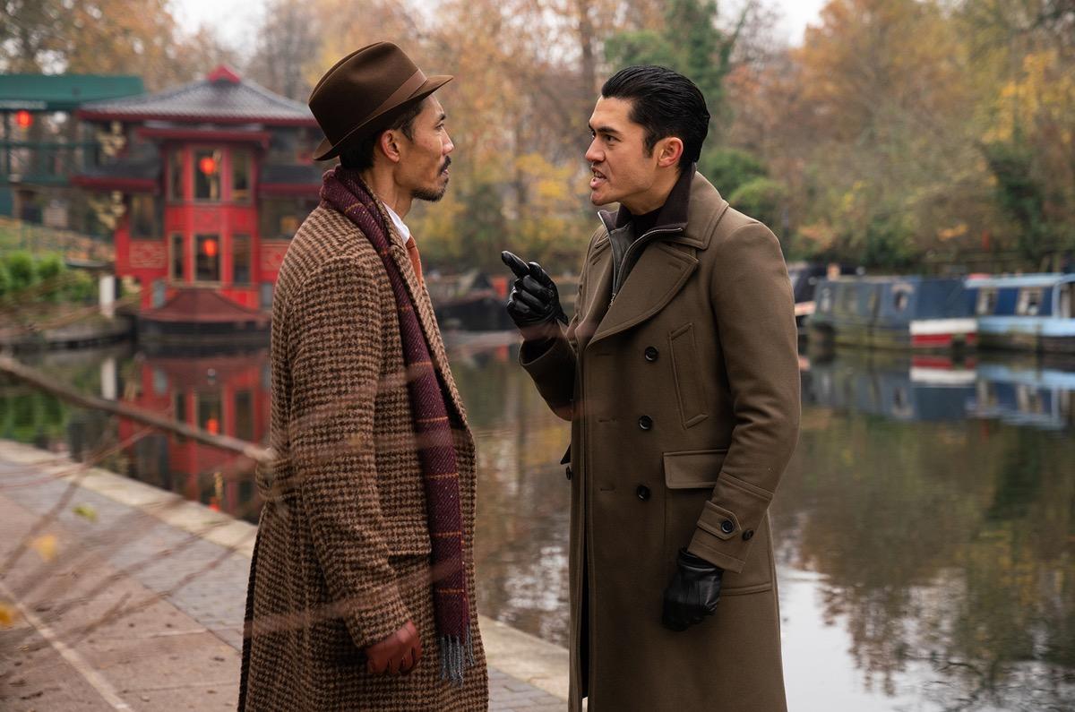 The Gentlemen: los señores de la mafia (Guy Ritchie, 2020)